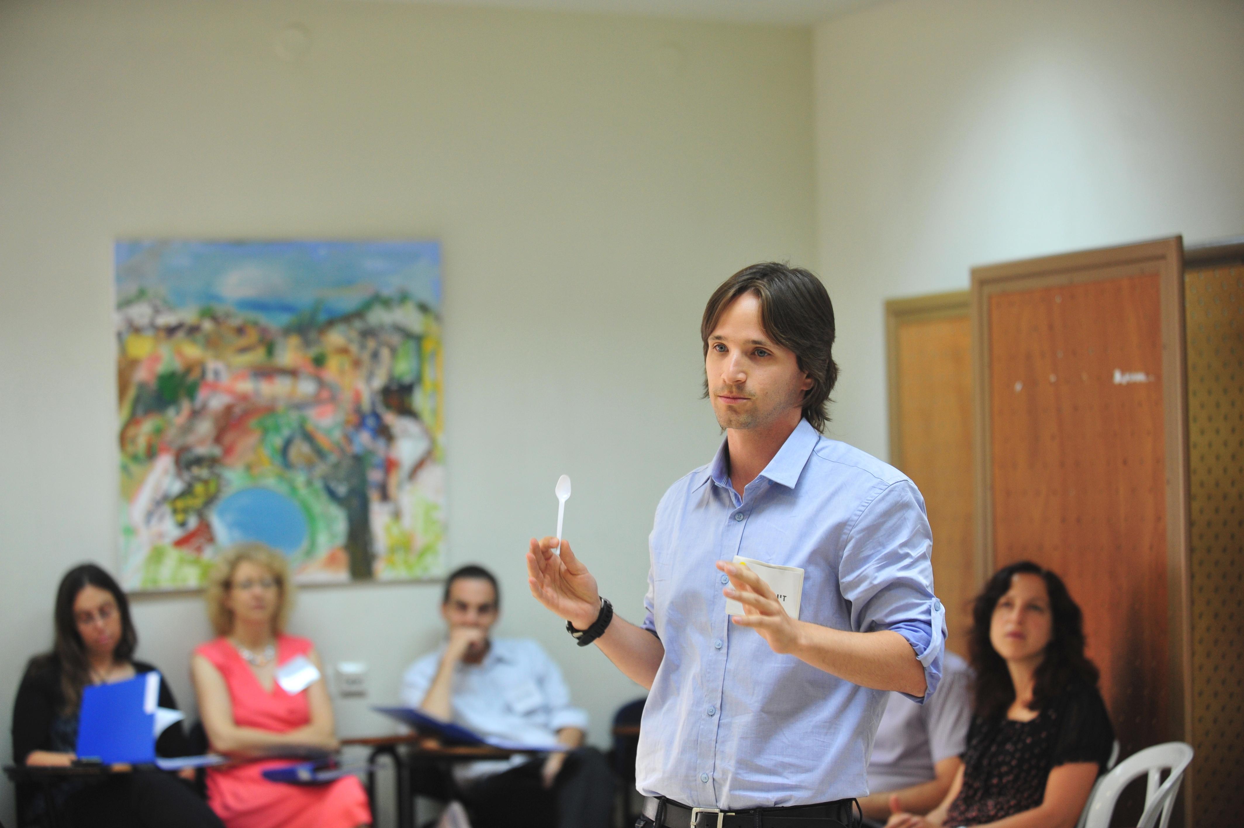 ZIV LAUTMAN, CLASS OF 2012-2013
