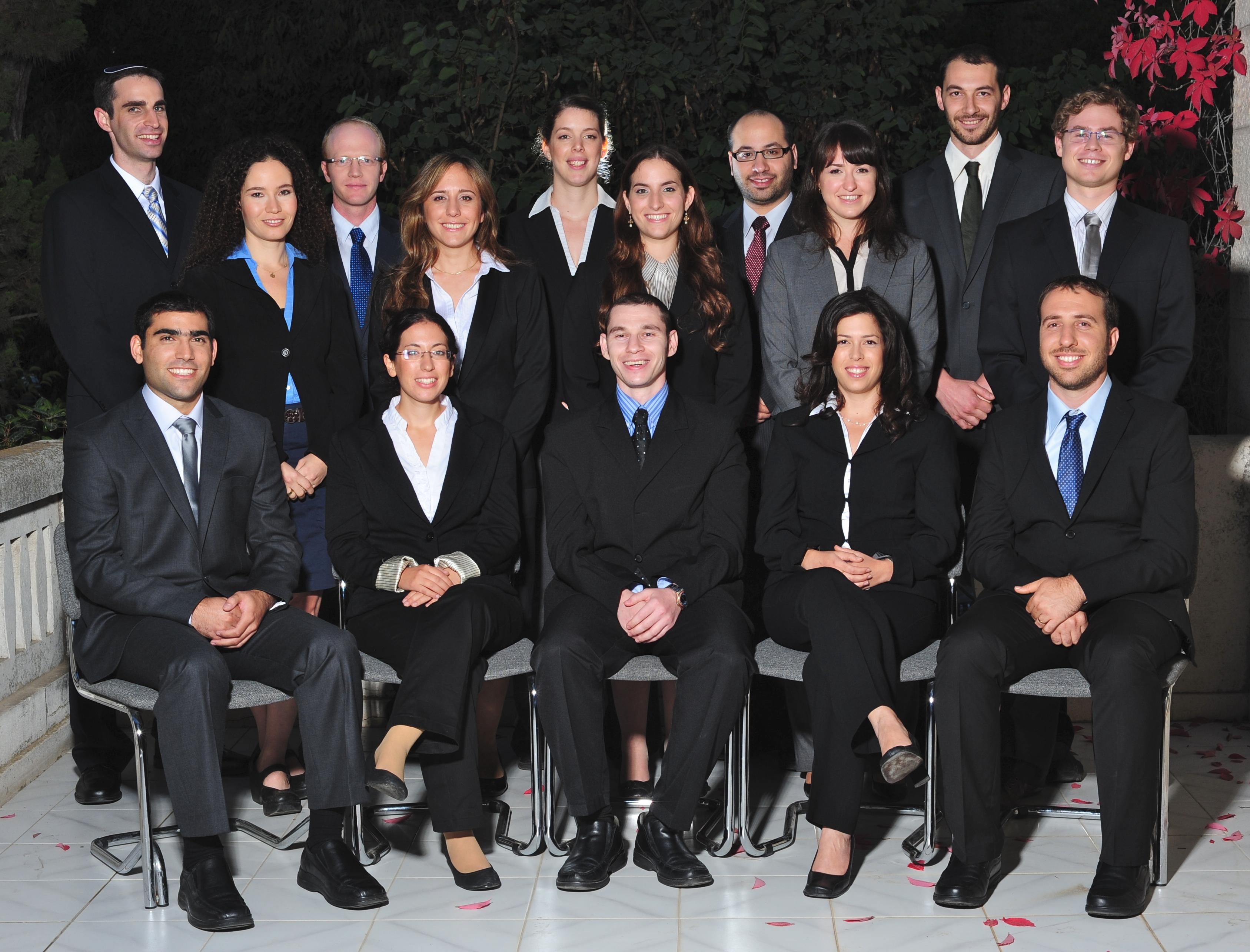 Fellow class of 2011-2012