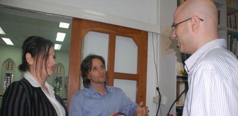 Noor Ferro Zaheraldeen 2012-2013 Fellow, Currently working at Intel
