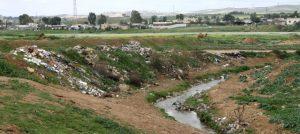 Transboundary Hebron Stream