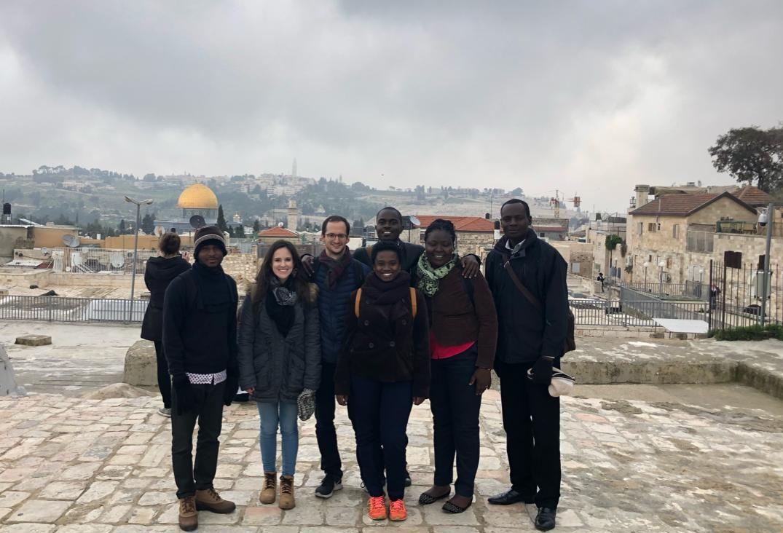עמיתים הגלובליים 2019, העיר העתיקה ירושלים