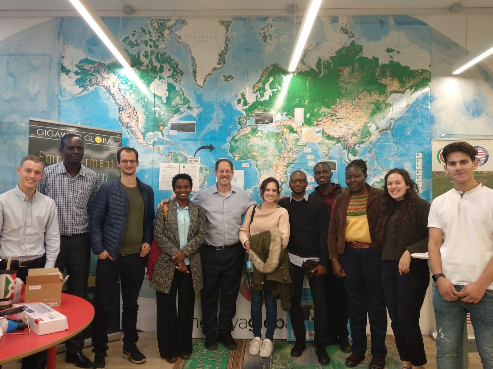 עמיתים הגלובליים, מחזור 2019, ג'יגהוואט גלובל